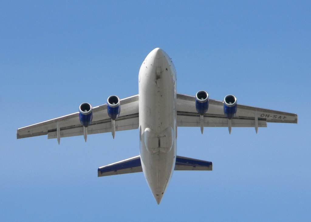 Click to get the codes for this image. Airliner Belly From Below, Airplanes  Rockets Background, wallpaper or texture for any blog, web page, phone or desktop