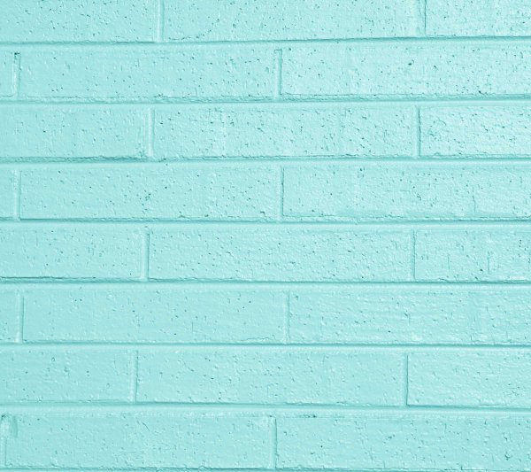Click to get the codes for this image. Aqua Colored Painted Brick Wall, Bricks, Colors  Aqua, Walls Background, wallpaper or texture for, Blogger, Wordpress, or any web page, blog, desktop or phone.