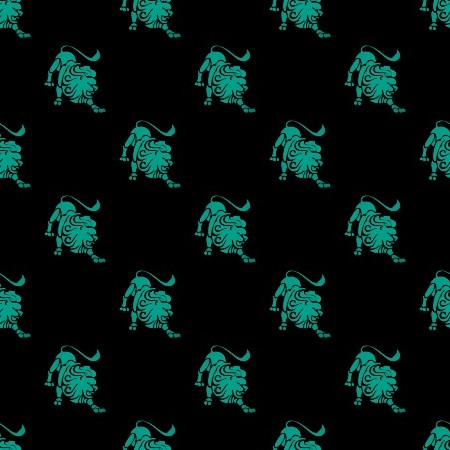 Click to get the codes for this image. Aqua Leo Astrology On Black, Astrology  Zodiac Symbols Background, wallpaper or texture for, Blogger, Wordpress, or any web page, blog, desktop or phone.