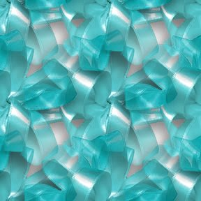 Click to get the codes for this image. Aqua Ribbons And Bows, Colors  Aqua, Ribbons and Bows Background, wallpaper or texture for, Blogger, Wordpress, or any web page, blog, desktop or phone.