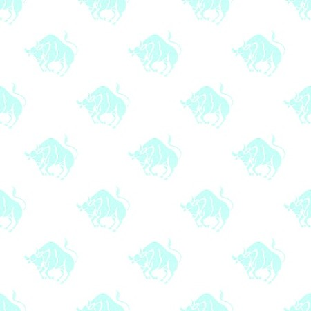 Click to get the codes for this image. Aqua Taurus Astrology Watermark On White, Astrology  Zodiac Symbols Background, wallpaper or texture for, Blogger, Wordpress, or any web page, blog, desktop or phone.