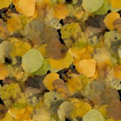 Click to get the codes for this image. Aspen Leaves Seamless Painting, Plants and Leaves, Seasons  Fall, Colors  Yellow and Gold Background, wallpaper or texture for Blogger, Wordpress, or any phone, desktop or blog.
