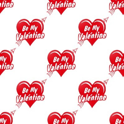 Click to get the codes for this image. Be My Valentine Arrow Hearts, Holidays  Valentines Day Background, wallpaper or texture for Blogger, Wordpress, or any phone, desktop or blog.