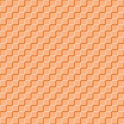 Click to get the codes for this image. Beveled Indented Squares Seamless Wallpaper Background Light Orange, Patterns  Diamonds and Squares, Beveled  Indented, Colors  Orange Background, wallpaper or texture for, Blogger, Wordpress, or any web page, blog, desktop or phone.