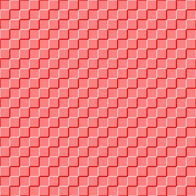 Click to get the codes for this image. Beveled Indented Squares Seamless Wallpaper Background Light Red, Patterns  Diamonds and Squares, Beveled  Indented, Colors  Red Background, wallpaper or texture for, Blogger, Wordpress, or any web page, blog, desktop or phone.