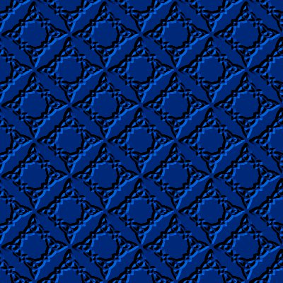 Click to get the codes for this image. Beveled Ornate Diamond Pattern Seamless Wallpaper Background Deep Blue, Patterns  Diamonds and Squares, Ornate, Beveled  Indented, Colors  Blue Background, wallpaper or texture for, Blogger, Wordpress, or any web page, blog, desktop or phone.