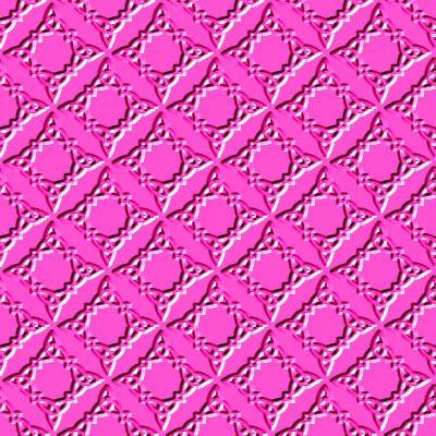 Click to get the codes for this image. Beveled Ornate Diamond Pattern Seamless Wallpaper Background Hot Pink, Patterns  Diamonds and Squares, Ornate, Beveled  Indented, Colors  Pink Background, wallpaper or texture for, Blogger, Wordpress, or any web page, blog, desktop or phone.