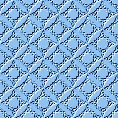 Click to get the codes for this image. Beveled Ornate Diamond Pattern Seamless Wallpaper Background Light Blue, Patterns  Diamonds and Squares, Ornate, Beveled  Indented, Colors  Blue Background, wallpaper or texture for, Blogger, Wordpress, or any web page, blog, desktop or phone.