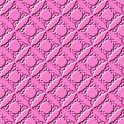 Click to get the codes for this image. Beveled Ornate Diamond Pattern Seamless Wallpaper Background Pink, Patterns  Diamonds and Squares, Ornate, Beveled  Indented, Colors  Pink Background, wallpaper or texture for, Blogger, Wordpress, or any web page, blog, desktop or phone.