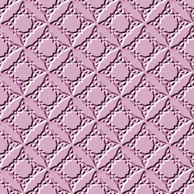 Click to get the codes for this image. Beveled Ornate Diamond Pattern Seamless Wallpaper Background Rose, Patterns  Diamonds and Squares, Ornate, Beveled  Indented, Colors  Pink Background, wallpaper or texture for, Blogger, Wordpress, or any web page, blog, desktop or phone.