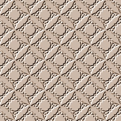 Click to get the codes for this image. Beveled Ornate Diamond Pattern Seamless Wallpaper Background Tan, Patterns  Diamonds and Squares, Ornate, Beveled  Indented, Colors  Brown Background, wallpaper or texture for, Blogger, Wordpress, or any web page, blog, desktop or phone.
