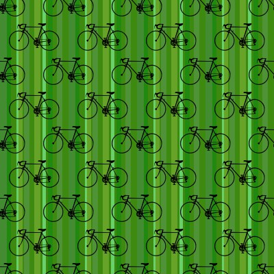 Click to get the codes for this image. Bicycles On Green Striped Background Seamless, Cars Boats Trains etc, Sports and Athletics, Environmental Background, wallpaper or texture for, Blogger, Wordpress, or any web page, blog, desktop or phone.