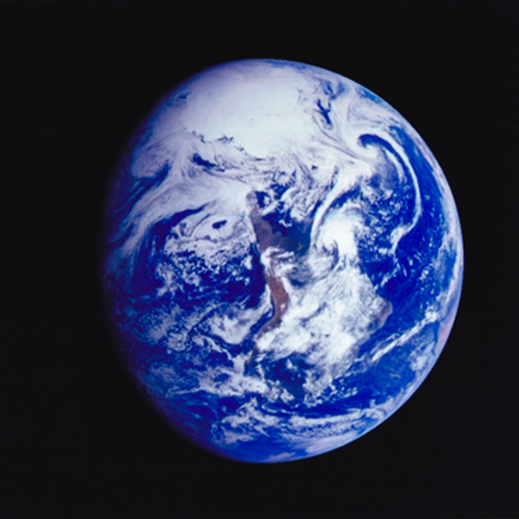 Click to get the codes for this image. Big Blue Marble Earth, Outer Space  Planets Moons etc, Earth Day Background, wallpaper or texture for Blogger, Wordpress, or any phone, desktop or blog.