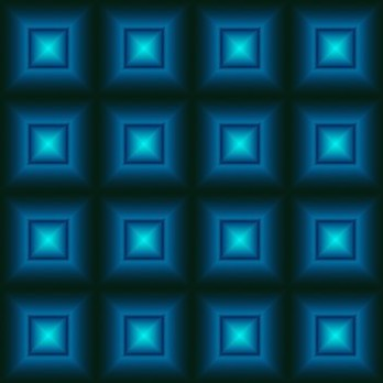 Click to get the codes for this image. Black And Blue Square, Patterns  Diamonds and Squares, Colors  Dark and Black, Colors  Blue Background, wallpaper or texture for Blogger, Wordpress, or any phone, desktop or blog.