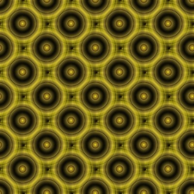 Click to get the codes for this image. Black And Gold Interlocking Circles, Patterns  Circles and Polkadots, Colors  Yellow and Gold Background, wallpaper or texture for Blogger, Wordpress, or any phone, desktop or blog.