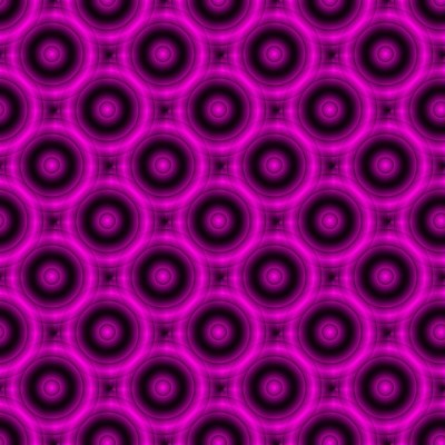 Click to get the codes for this image. Black And Pink Interlocking Circles, Patterns  Circles and Polkadots, Colors  Pink Background, wallpaper or texture for Blogger, Wordpress, or any phone, desktop or blog.