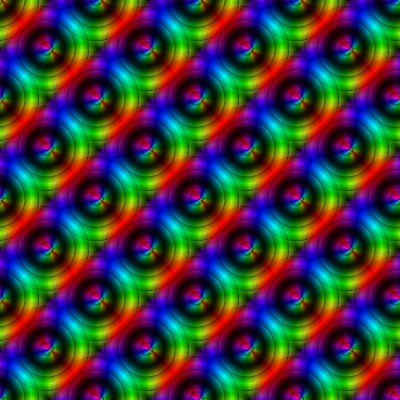 Click to get the codes for this image. Black And Rainbow Interlocking Circles, Patterns  Circles and Polkadots, Colors  Rainbow Background, wallpaper or texture for Blogger, Wordpress, or any phone, desktop or blog.