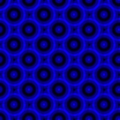 Click to get the codes for this image. Black And Royal Blue Interlocking Circles, Patterns  Circles and Polkadots, Colors  Blue Background, wallpaper or texture for Blogger, Wordpress, or any phone, desktop or blog.