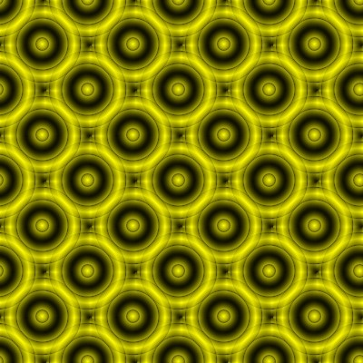 Click to get the codes for this image. Black And Yellow Interlocking Circles, Patterns  Circles and Polkadots, Colors  Yellow and Gold Background, wallpaper or texture for Blogger, Wordpress, or any phone, desktop or blog.