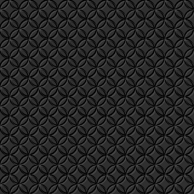 Click to get the codes for this image. Black Interlocking Circles Indented Background Seamless, Patterns  Circles and Polkadots, Beveled  Indented, Colors  Dark and Black Background, wallpaper or texture for, Blogger, Wordpress, or any web page, blog, desktop or phone.