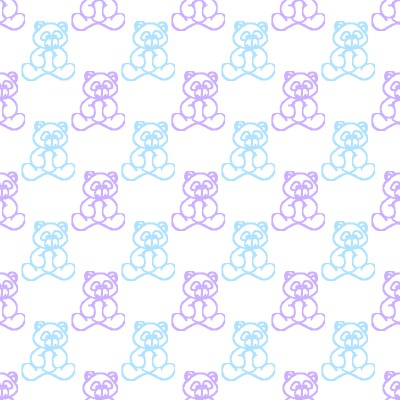 Click to get the codes for this image. Blue And Purple Baby Teddy Bears Background Seamless, Babies  Maternity, Teddy Bears Background, wallpaper or texture for any blog, web page, phone or desktop