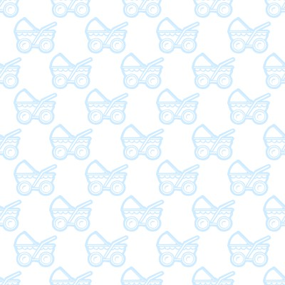 Click to get the codes for this image. Blue Baby Strollers Background Seamless, Babies  Maternity Background, wallpaper or texture for any blog, web page, phone or desktop