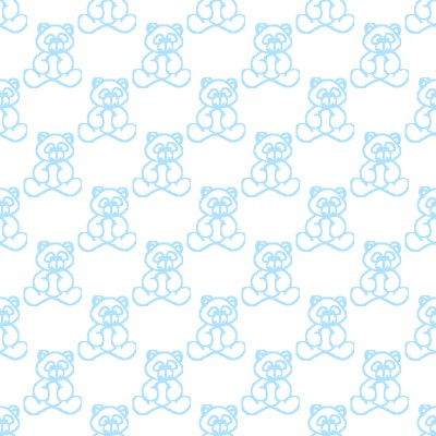 Click to get the codes for this image. Blue Baby Teddy Bears Background Seamless, Babies  Maternity, Teddy Bears Background, wallpaper or texture for any blog, web page, phone or desktop