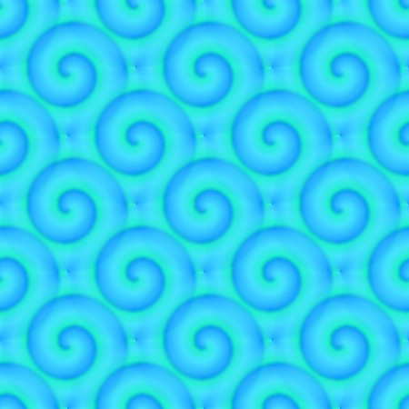 Click to get the codes for this image. Blue Green Spirals, Patterns  Spirals and Swirls, Colors  Aqua Background, wallpaper or texture for Blogger, Wordpress, or any phone, desktop or blog.