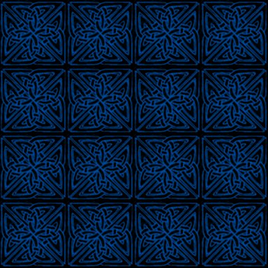 Click to get the codes for this image. Blue On Black Celtic Squares Seamless Background Pattern, Patterns  Celtic, Colors  Blue, Ornate Background, wallpaper or texture for, Blogger, Wordpress, or any web page, blog, desktop or phone.