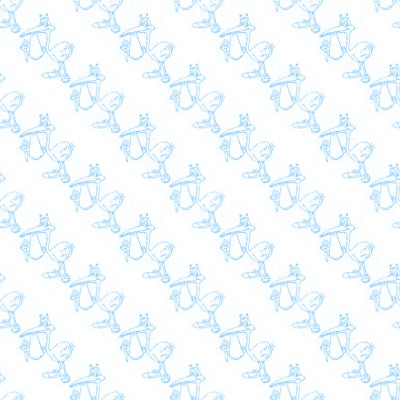 Click to get the codes for this image. Blue Storks With Babies Background Seamless, Babies  Maternity Background, wallpaper or texture for any blog, web page, phone or desktop