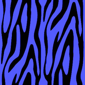 Click to get the codes for this image. Blue Zebra Print, Animal Print, Colors  Blue Background, wallpaper or texture for, Blogger, Wordpress, or any web page, blog, desktop or phone.