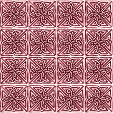 Click to get the codes for this image. Brick Red Celtic Squares Seamless Background Pattern, Patterns  Celtic, Colors  Red, Ornate Background, wallpaper or texture for, Blogger, Wordpress, or any web page, blog, desktop or phone.