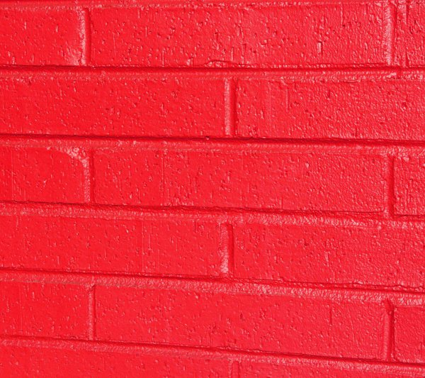 Click to get the codes for this image. Bricks Painted Bright Red, Bricks, Colors  Red, Walls Background, wallpaper or texture for, Blogger, Wordpress, or any web page, blog, desktop or phone.