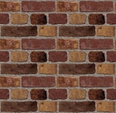 Click to get the codes for this image. Brown Brick Wall Tileable Wallpaper, Bricks, Colors  Brown, Walls Background, wallpaper or texture for, Blogger, Wordpress, or any web page, blog, desktop or phone.
