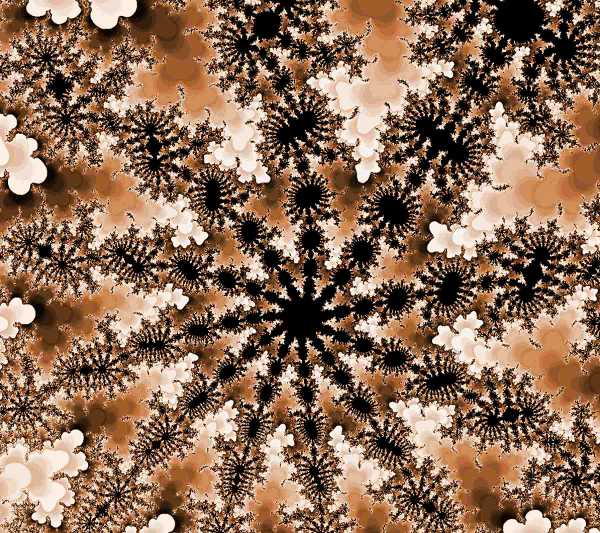 Click to get the codes for this image. Brown Mandelbrot Fractal Background 1800x1600, Fractals and Fractal Patterns, Colors  Brown, Stars and Starbursts Background, wallpaper or texture for Blogger, Wordpress, or any phone, desktop or blog.