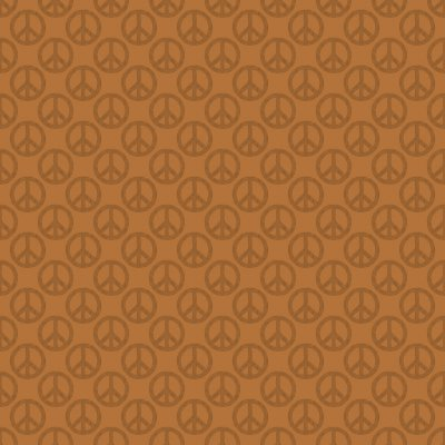 Click to get the codes for this image. Brown Peace Signs Background Seamless, Peace Signs, Colors  Brown Background, wallpaper or texture for Blogger, Wordpress, or any phone, desktop or blog.