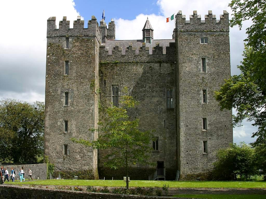 Click to get the codes for this image. Bunratty Castle, Cities  Buildings, Fantasy Background, wallpaper or texture for, Blogger, Wordpress, or any web page, blog, desktop or phone.