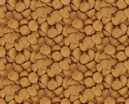 Click to get the codes for this image. Butterscotch Chips Candy, Candy and Food, Colors  Brown Background, wallpaper or texture for, Blogger, Wordpress, or any web page, blog, desktop or phone.