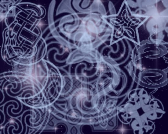 Click to get the codes for this image. Celtic Patterns With Stars, Patterns  Celtic Background, wallpaper or texture for Blogger, Wordpress, or any phone, desktop or blog.