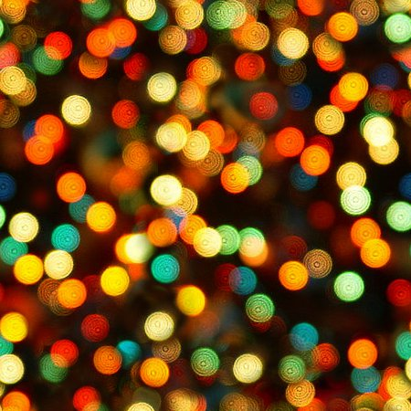 Click to get the codes for this image. Christmas Lights Out Of Focus Seamless Texture, Holidays  Christmas, Sparkles and Glitter, Patterns  Circles and Polkadots, Colors  Rainbow Background, wallpaper or texture for, Blogger, Wordpress, or any web page, blog, desktop or phone.