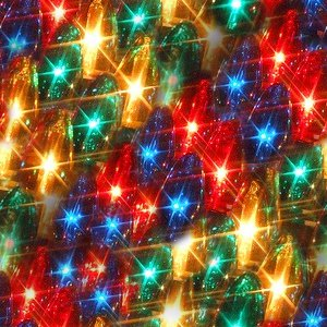 Click to get the codes for this image. Christmas Lights Texture Seamless, Sparkles and Glitter, Holidays  Christmas, Colors  Rainbow Background, wallpaper or texture for, Blogger, Wordpress, or any web page, blog, desktop or phone.