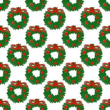 Click to get the codes for this image. Christmas Wreaths, Holidays  Christmas Background, wallpaper or texture for Blogger, Wordpress, or any phone, desktop or blog.