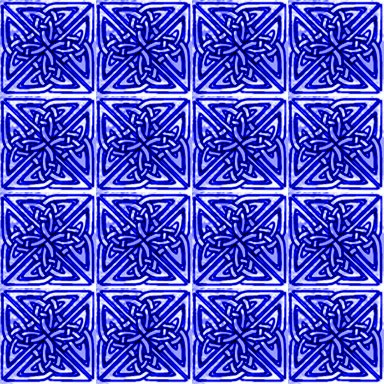 Click to get the codes for this image. Cobalt Blue Celtic Squares Seamless Background Pattern, Patterns  Celtic, Colors  Blue, Ornate Background, wallpaper or texture for, Blogger, Wordpress, or any web page, blog, desktop or phone.