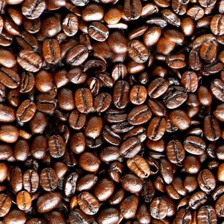 Click to get the codes for this image. Coffee Beans Tileable Wallpaper Pattern, Candy and Food, Colors  Brown Background, wallpaper or texture for, Blogger, Wordpress, or any web page, blog, desktop or phone.