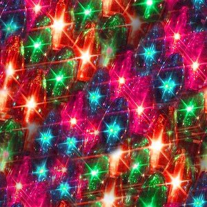 Click to get the codes for this image. Colorful Christmas Lights Texture Seamless, Sparkles and Glitter, Holidays  Christmas Background, wallpaper or texture for, Blogger, Wordpress, or any web page, blog, desktop or phone.