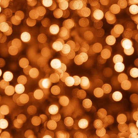 click to get the codes for this image copper brown christmas lights out of focus get this background