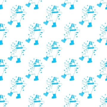 Click to get the codes for this image. Dancing Snowmen, Holidays  Christmas, Seasons  Winter Background, wallpaper or texture for Blogger, Wordpress, or any phone, desktop or blog.