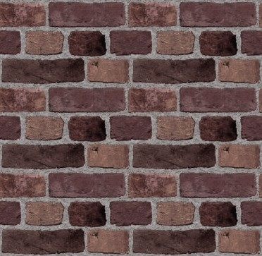 Click to get the codes for this image. Dark Brick Wall Tileable Wallpaper, Bricks, Colors  Brown, Walls Background, wallpaper or texture for, Blogger, Wordpress, or any web page, blog, desktop or phone.