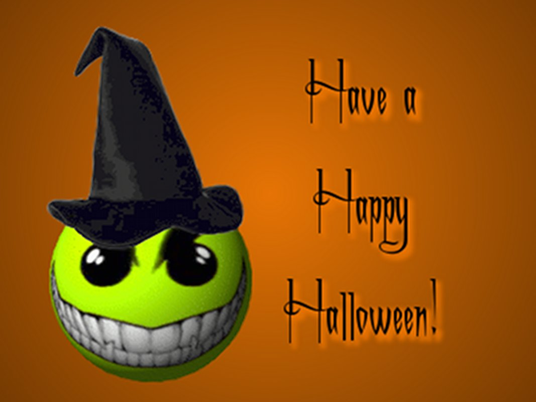 Click to get the codes for this image. Evil Halloween Smile With Witch Hat, Halloween Background, wallpaper or texture for Blogger, Wordpress, or any phone, desktop or blog.