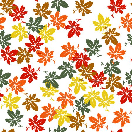 Click to get the codes for this image. Fall Leaves Background Tiled, Seasons  Fall, Plants and Leaves,  New Backgrounds Background, wallpaper or texture for, Blogger, Wordpress, or any web page, blog, desktop or phone.
